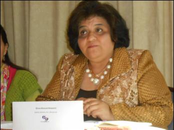 Olivia Aguilar Dorantes Líder de Veracruz
